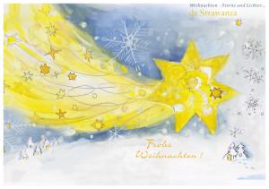 Postkarte mit CD